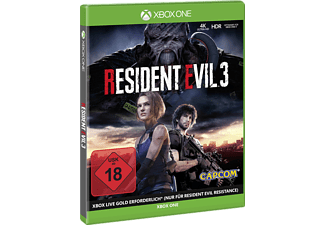 Resident Evil 3 - [Xbox One]