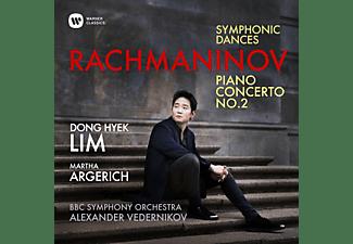 Martha Argerich, BBC Symphony Orchestra, Dong-hyek Lim - Klavierkonzert 2,Sinfonische Tänze  - (CD)