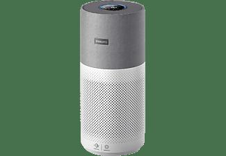 PHILIPS AC3033/10 Luftreiniger Grau/Weiß (55 Watt, Raumgröße: 104 m², VitaShield Technologie)