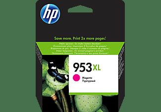 HP 953XL Tintenpatrone Magenta (F6U17AE)