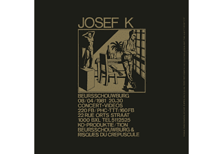 Josef K. - The Scottish Affair-Part Two (Ltd.Colored)  - (Vinyl)