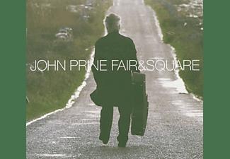 John Prine - FAIR & SQUARE  - (CD)