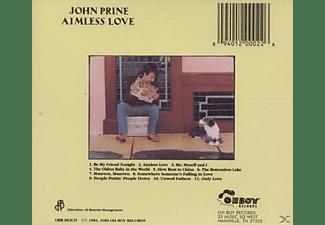 John Prine - AIMLESS LOVE  - (CD)
