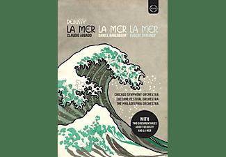 "Lucerne Festival Orchestra, Chicago Symphony Orchestra, The Philadelphia Orchestra - ""La Mer"" Edition  - (DVD)"