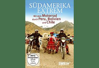 SÜDAMERIKA EXTREM - MOTORRADTOUR DVD