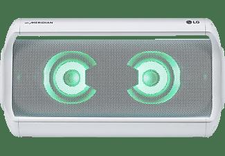 LG XBOOM Go PK7W Bluetooth Lautsprecher, Weiß
