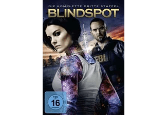 Blindspot - die komplette 3. Staffel DVD