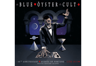 Blue Öyster Cult - AGENTS OF FORTUNE - LIVE 2016 - 40T CD
