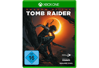 XBO SHADOW OF THE TOMB RAIDER - [Xbox One]