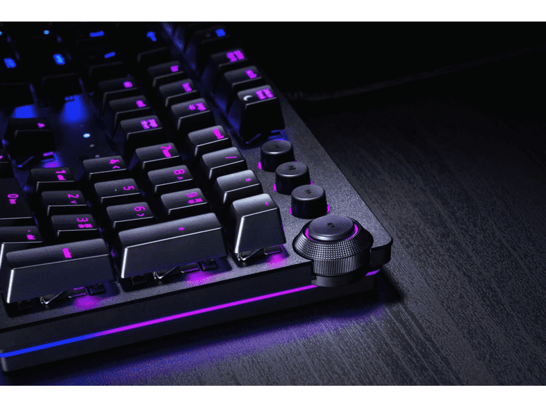 Razer Huntsman Elite Qwerty Gaming Toetsenbord Kopen Mediamarkt