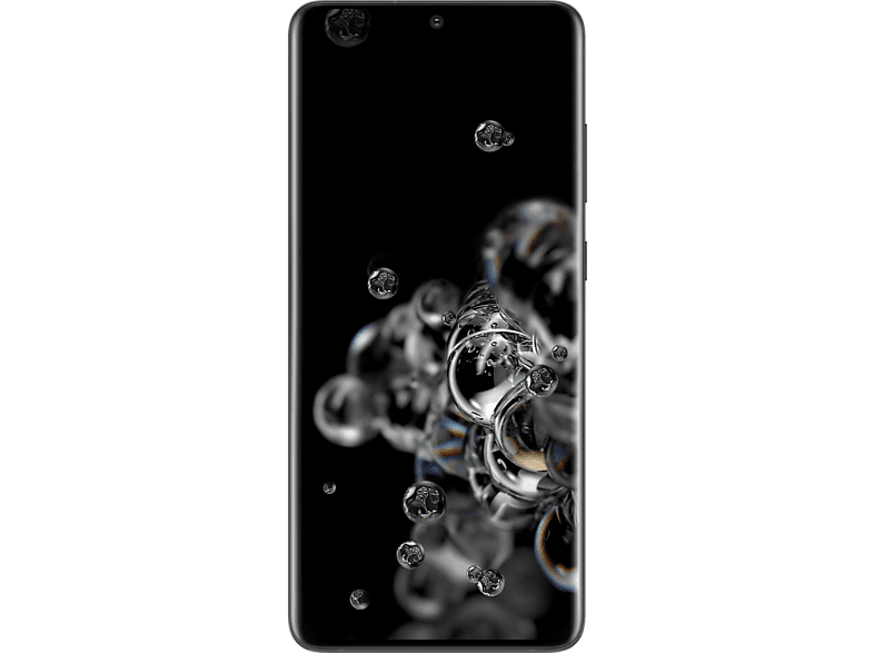 SAMSUNG Smartphone Galaxy S20 Ultra 5G 128 GB Cosmic Black (SM-G988BZKDEUB)