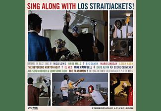 Los Straitjackets - SING ALONG WITH LOS STRAITJACKETS  - (Vinyl)