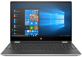 "HP Pavilion x360 15-dq1794nz - Convertible 2 in 1 Laptop (15.6 "", 512 GB SSD, Silber)"