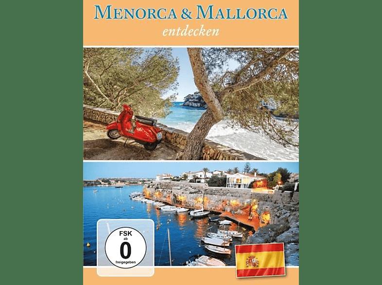 Menorca & Mallorca entdecken [DVD]