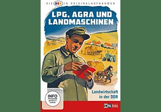 DDR in Originalaufnahmen-Landwirtschaft In Der DDR DVD