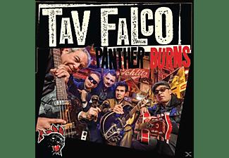 Tav & Panther Burn Falco - 7-SWAY/WHERE THE RIO DE ROSA FLOWS  - (Vinyl)
