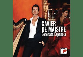 Xavier de Maistre, Lucero Tena - Serenata Espanola  - (CD)