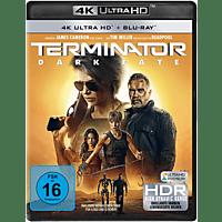 Terminator 6: Dark Fate [4K Ultra HD Blu-ray + Blu-ray]