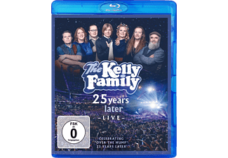The Kelly Family - 25 Years Later (Live) - (Blu-ray)