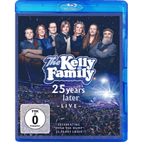 The Kelly Family - 25 Years Later (Live) - [Blu-ray]