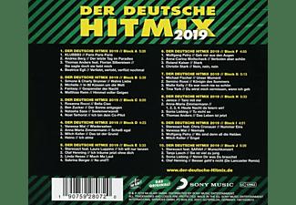 VARIOUS - Der Deutsche Hitmix 2019  - (CD)
