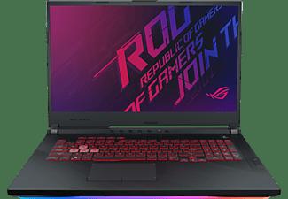 ASUS Gaming Notebook ROG STRIX G731GU-EV261T Schwarz, i7-9750H , 16GB, 1TB, GTX1660Ti, 144Hz - Ausstellungsstück