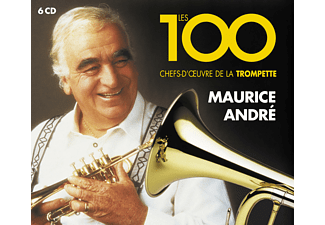 Maurice Andre - 100 Best Maurice Andre  - (CD)