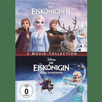 Die Eiskönigin 1 & 2 Multipack DVD