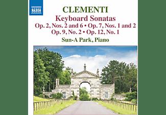 Sun-a Park - Keyboard Sonatas  - (CD)