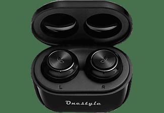 CORN TECHNOLOGY Onestyle TWS-BT-V4, In-ear Kopfhörer Bluetooth Schwarz