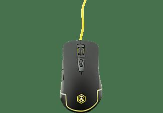ISY IGM-1000 Gaming Maus, Schwarz