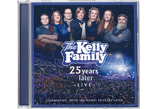 The Kelly Family - 25 Years Later - Live  - (CD)