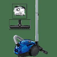 BOSCH Staubsauger mit Beutel, Blau BGN2A3028 2400W