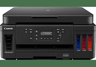 CANON Multifunktionsdrucker PIXMA G6050, Tinte, schwarz (3113C006)