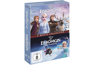 Die Eiskönigin 1 & 2 Multipack [DVD]