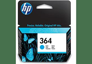 Cartucho de tinta - HP 364, Cián, CB318EE