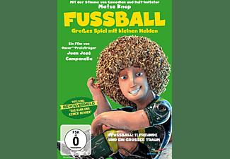 Fussball - Großes Spiel mit kleinen Helden DVD