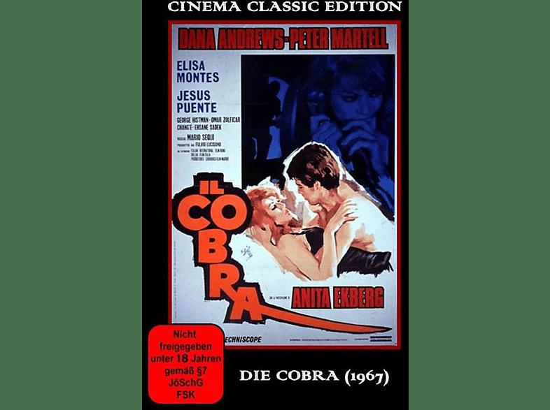 Die Cobra - Tödlicher als alle Waffen! [DVD]