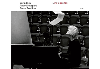 Carla Bley, Andy Sheppard, Steve Swallow - LIFE GOES ON  - (CD)