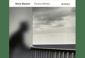 Anna Gourari - Elusive Affinity  - (CD)