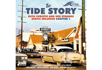 VARIOUS - Tide Story  - (CD)