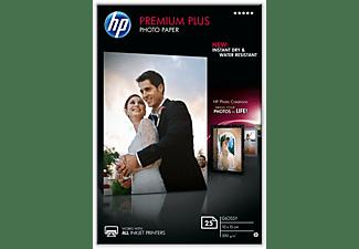 HP Premium Plus Fotopapier glänzend 10x15 CR677A