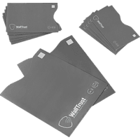WALLTRUST 12er RFID und NFC Schutzhüllen