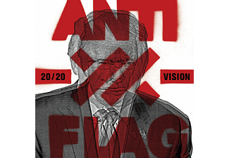 Anti-Flag - 20/20 Vision (CD)