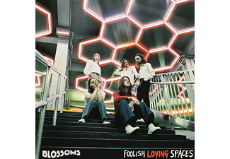 Blossoms - Foolish Loving Spaces (CD)