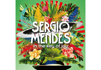 Sergio Mendes - In the Key Of Joy (Deluxe Edition) (CD)