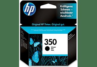 HP Tintenpatrone 350, schwarz (CB335EE)