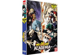 My Hero Academia: Saison 3 - DVD