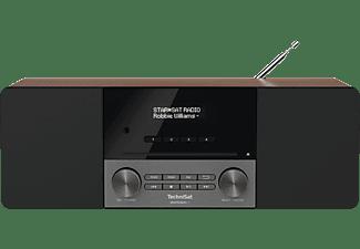 TECHNISAT DIGITRADIO 3 Radio, DAB+, FM, Bluetooth, Nussbaum