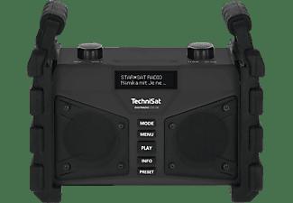 TECHNISAT DIGITRADIO 230 OD Radio, DAB+, FM, Bluetooth, Schwarz